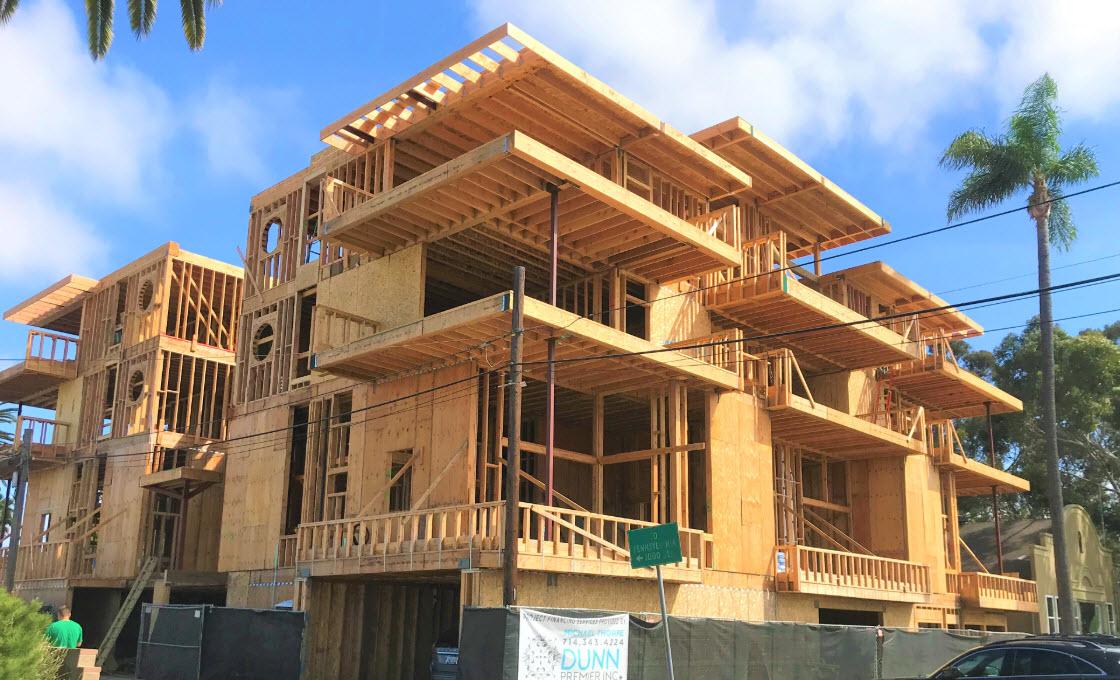 ground up construction